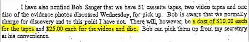 Секреты, раскрытые судебными документами во время поиска «жертв» Майкла Джексона., изображение №4
