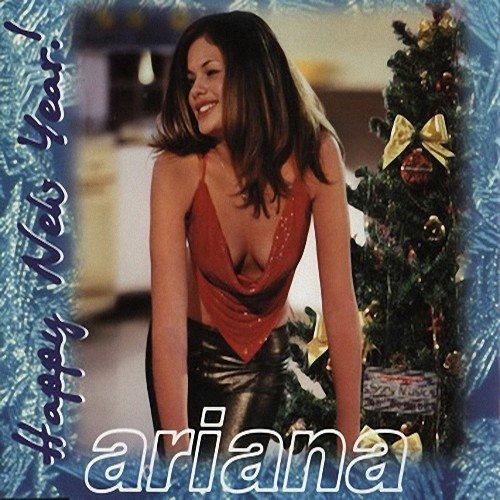 Ариана album Happy New Year!