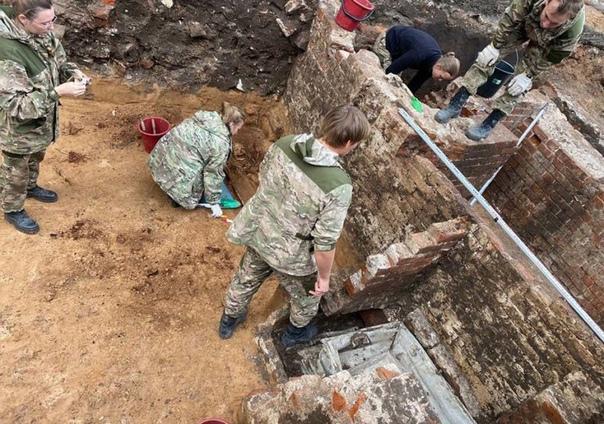 Самарские археологи обнаружили склепы семьи ШихобаловыхВ ...