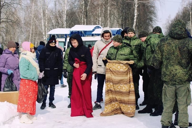 Студенческая Масленица., изображение №1