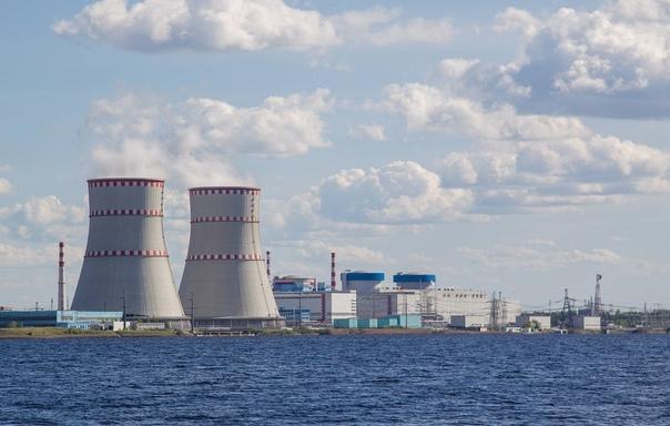 Энергоблок Калининской АЭС остановили из-за срабат...