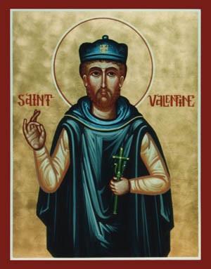 Как возник День Святого Валентина, изображение №2