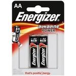 Батарейка алкалиновая (щелочная) AA LR6 (пальчиковые), ААА LR3 (мизинчиковые). Energizer.