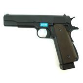 Модель пистолета WE 1911A1 CO2 Black (два магазина)