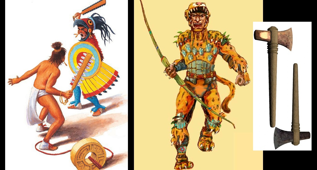 Воины ацтеков