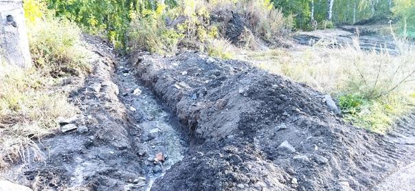 Анон админ!!!Как бежала канализация в Колчедане та...