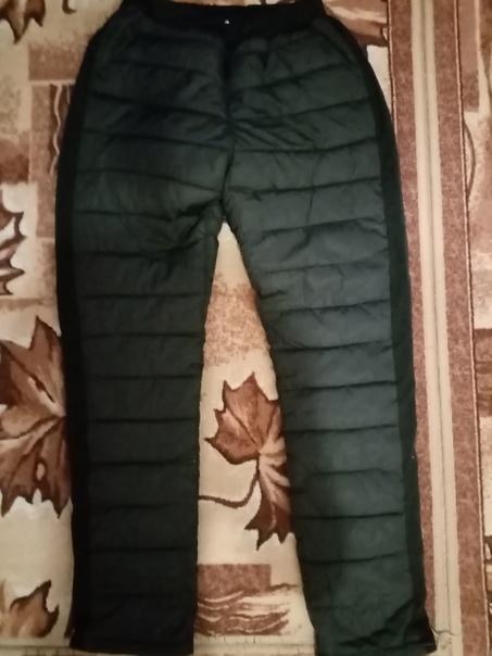 Продам брюки тёплые в отличном состоянии 44 раз. 5...