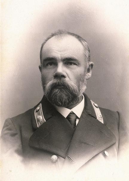 Иван Иванович Спрыгин (1873 — 1942). Из фондов Пензенского краеведческого музея.