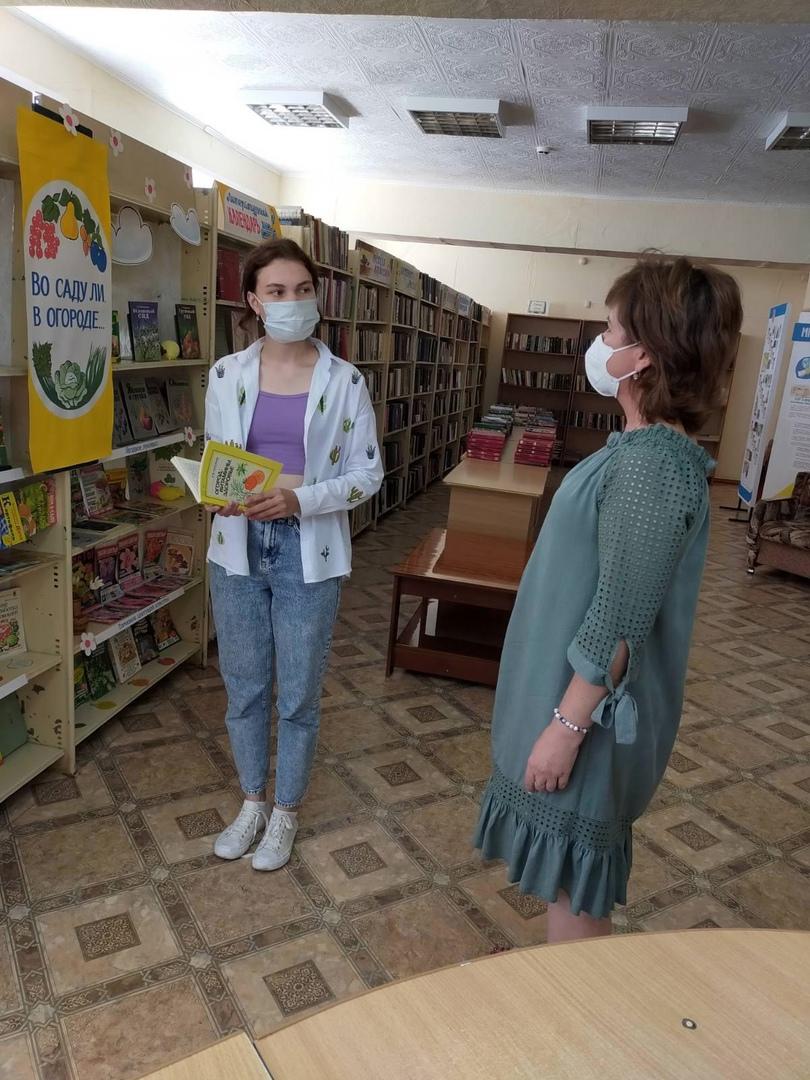 В центральной библиотеке Петровска открылись новые книжные выставки