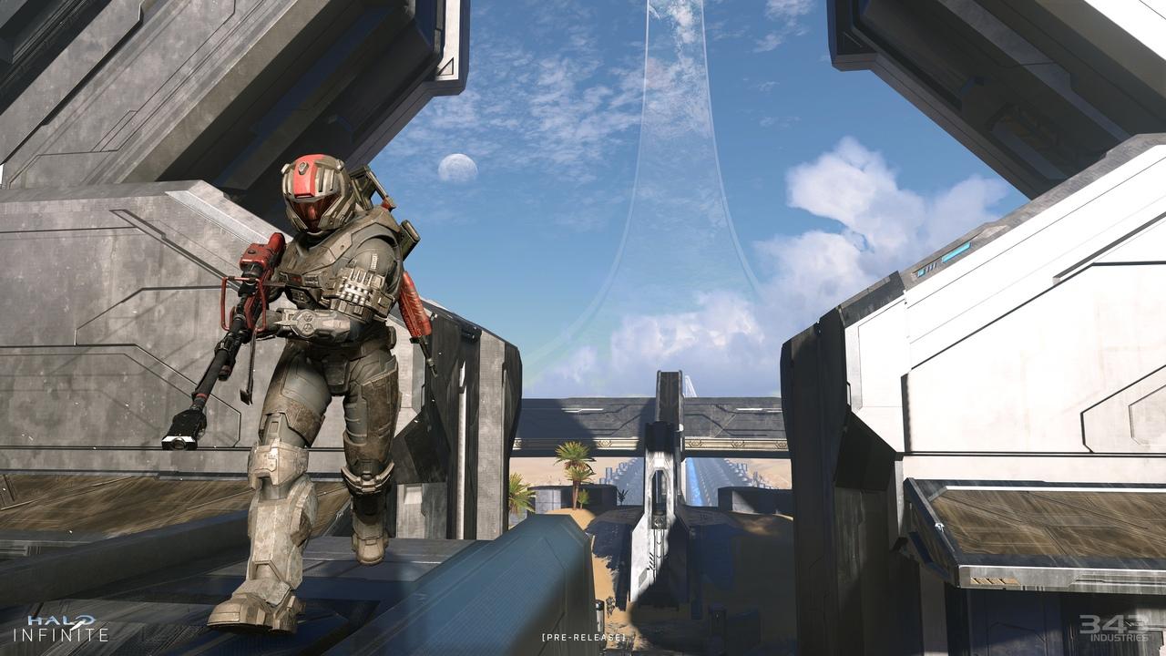 Демонстрация мультиплеера Halo Infinite, изображение №1