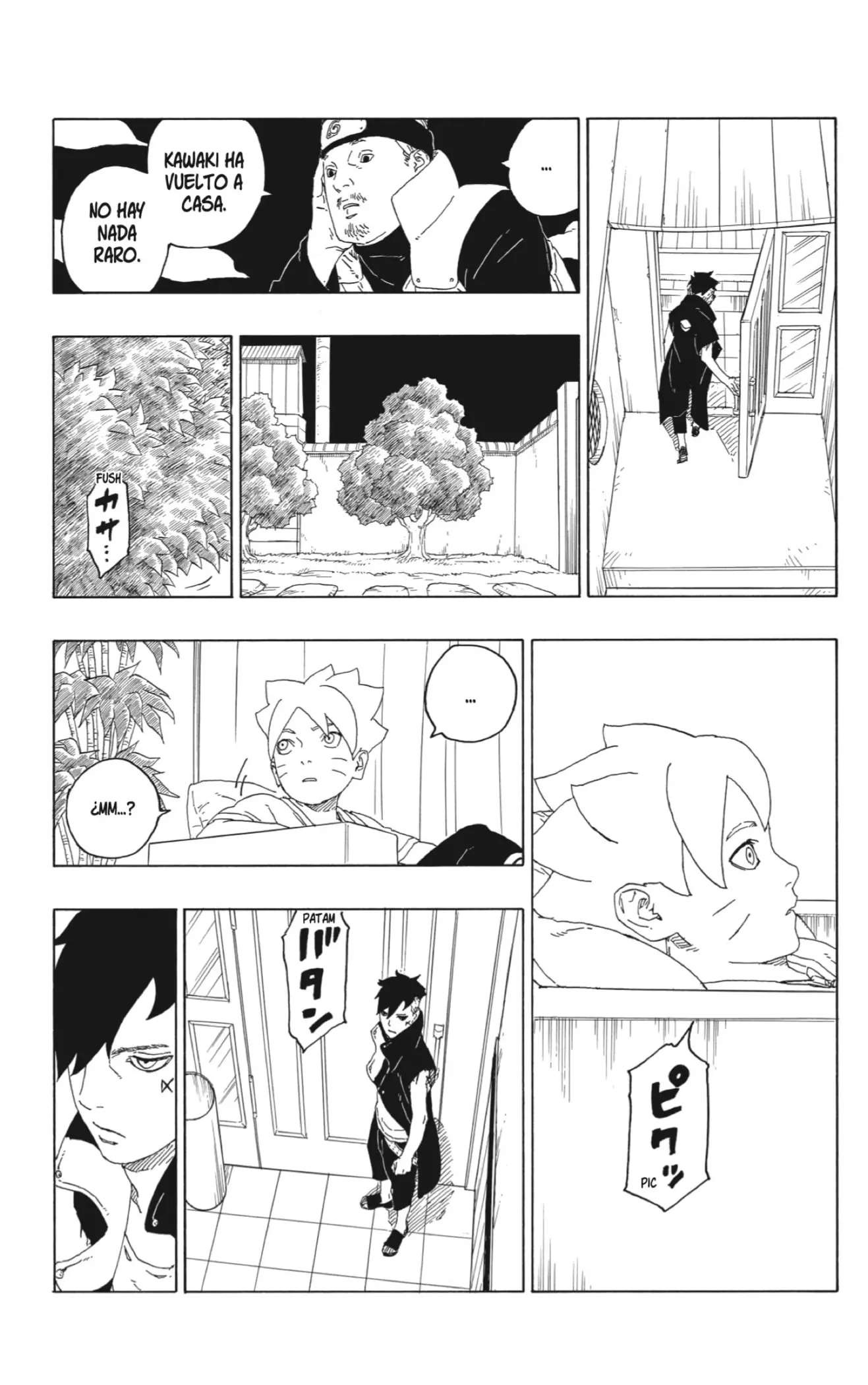 Boruto Manga Capitulo 61, image №24