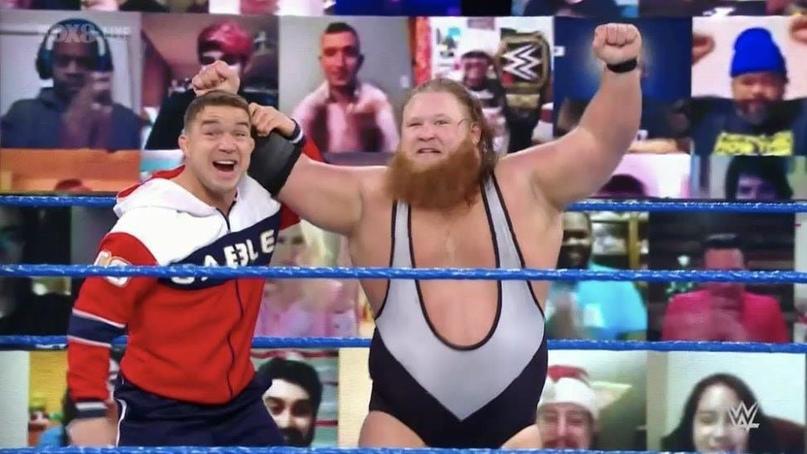 SmackDown 18.12.20, изображение №8