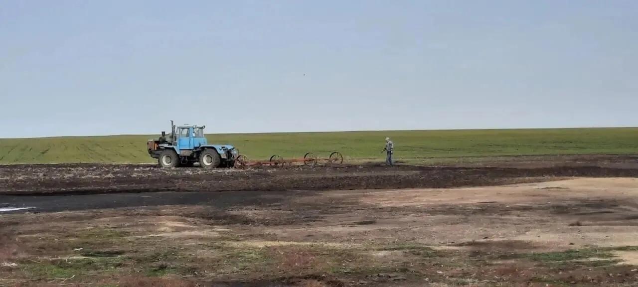 Аграрии Петровского района приступили к весенне-полевым работам