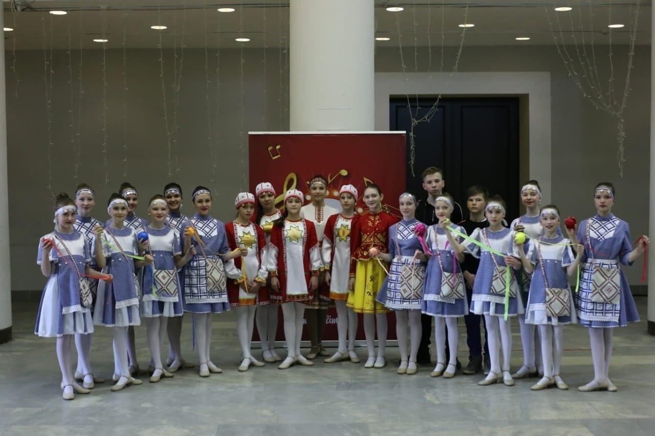 Ученики детской школы искусств г.Можги привезли несколько побед с Международного конкурса «Уральский звездопад»