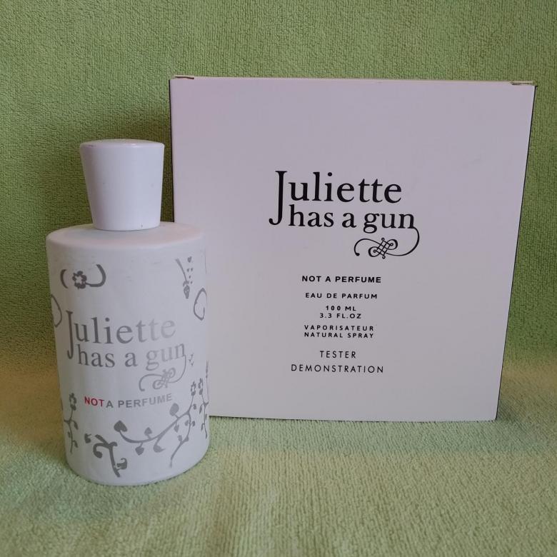Juliette Has A Gun Not A Perfume (женские) тестер 100 ml. 2830 руб