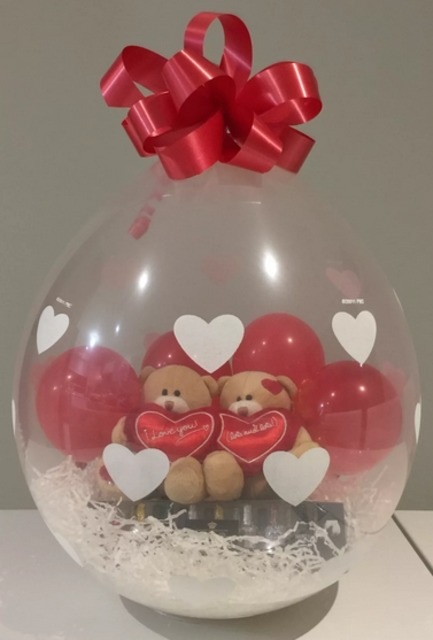 как упаковать конфеты и подарки в воздушные шары своими пуками мастер-класс,