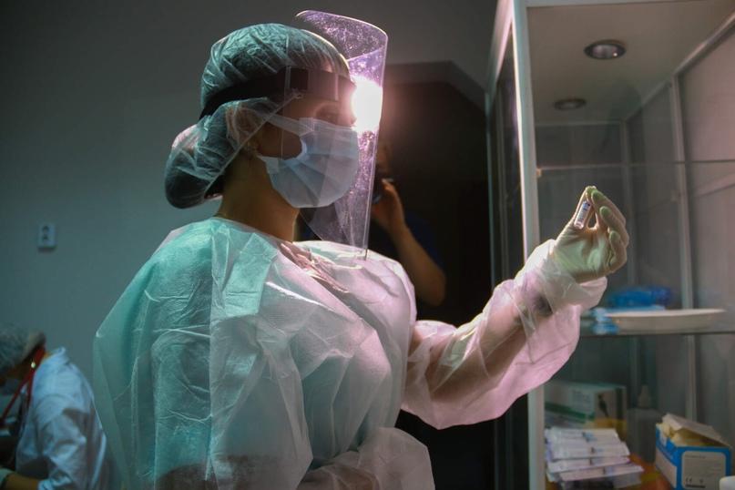 Вакцинация прямо на рабочем месте ????  С 11 октября распоряжением главного санитарного врача в регионе введена... Магнитогорск