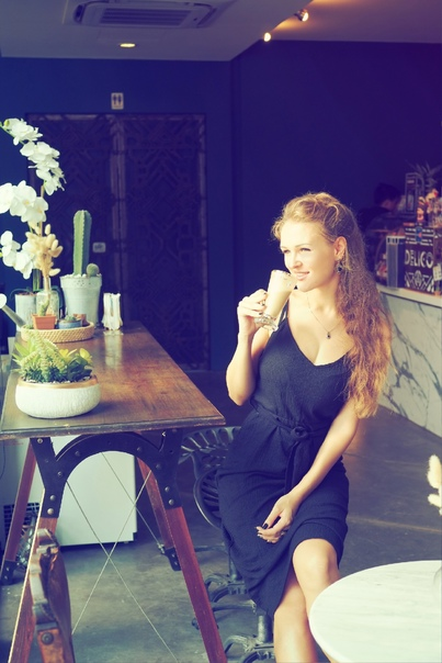 Елизавета Носовкина, Москва, Россия