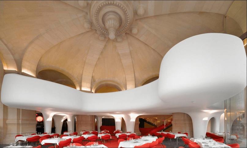 2011: Фантом ресторан, первый ресторан в Гарнье в Париже Опера Хаус