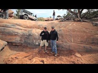 Project Rattle Trap - Jeep JK Twin Turbo 12 Valve Cummins in Moab