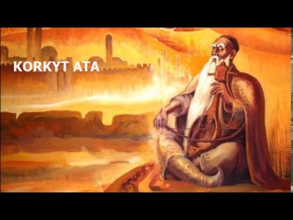 The best instrumental kazakh kobyz music KORKYT ATA