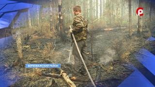 Отважные пожарные