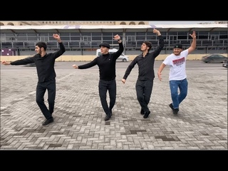 500K Кайфовая Чеченская Лезгинка Madina Madina 2020 Парни Танцуют В Баку ALISHKA RAMIL ELVIN ELXAN