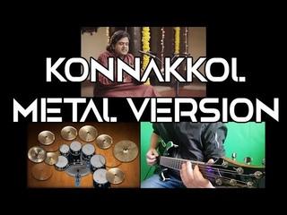 Konnakkol Duet (INSANE RHYTHMS) Metal Version || Artificial Fear