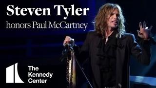 Abbey Road Medley (Paul McCartney Tribute) - Steven Tyler - 2010 Kennedy Center Honors
