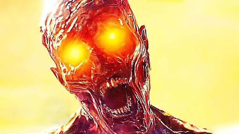 Игра Call of Duty Black Ops 4 Зомби 2018 Большой русский трейлер