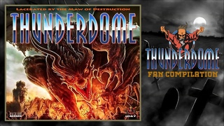 THUNDERDOME - LACERATED BY THE MAW OF DESTRUCTION - CD2 - FAN COMPILATION