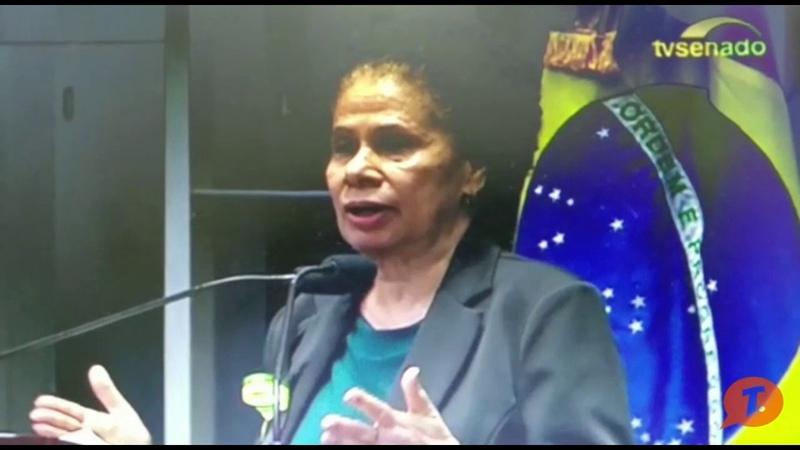 Senadora do Piauí diz que grávida não pode ficar 9 meses na incerteza que bebê terá sinusite