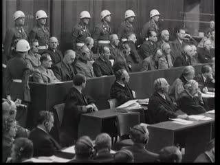 Nürnberger prozess_ recht oder rache