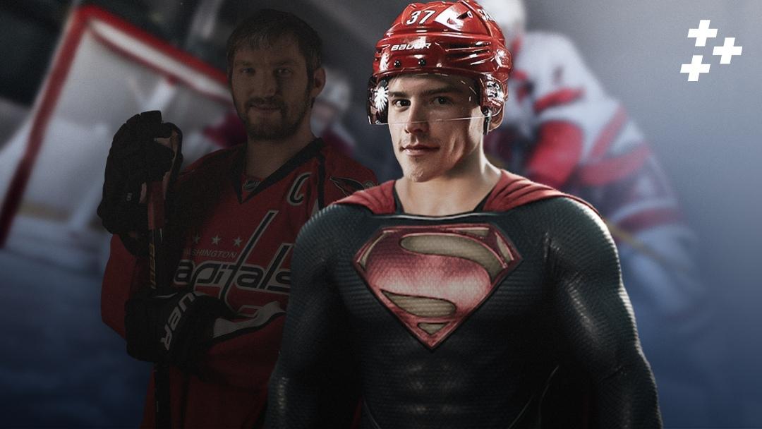 Про Свечникова ничего не говорят, но он будет править в НХЛ после Овечкина. Сто пудов