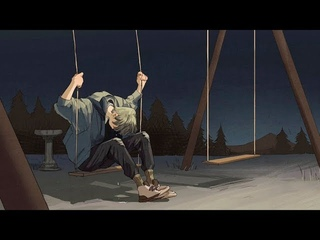 Alone with myself / lofi hip hop mix
