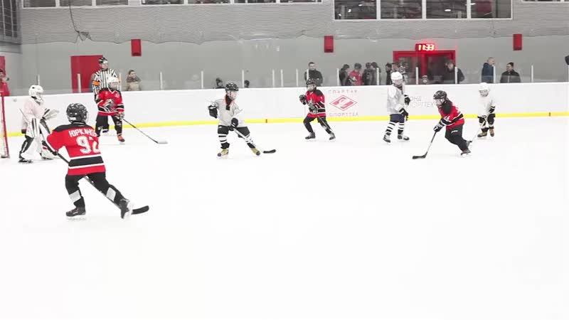 Второй турнир по хоккею среди команд 2011 года рождения Русичи