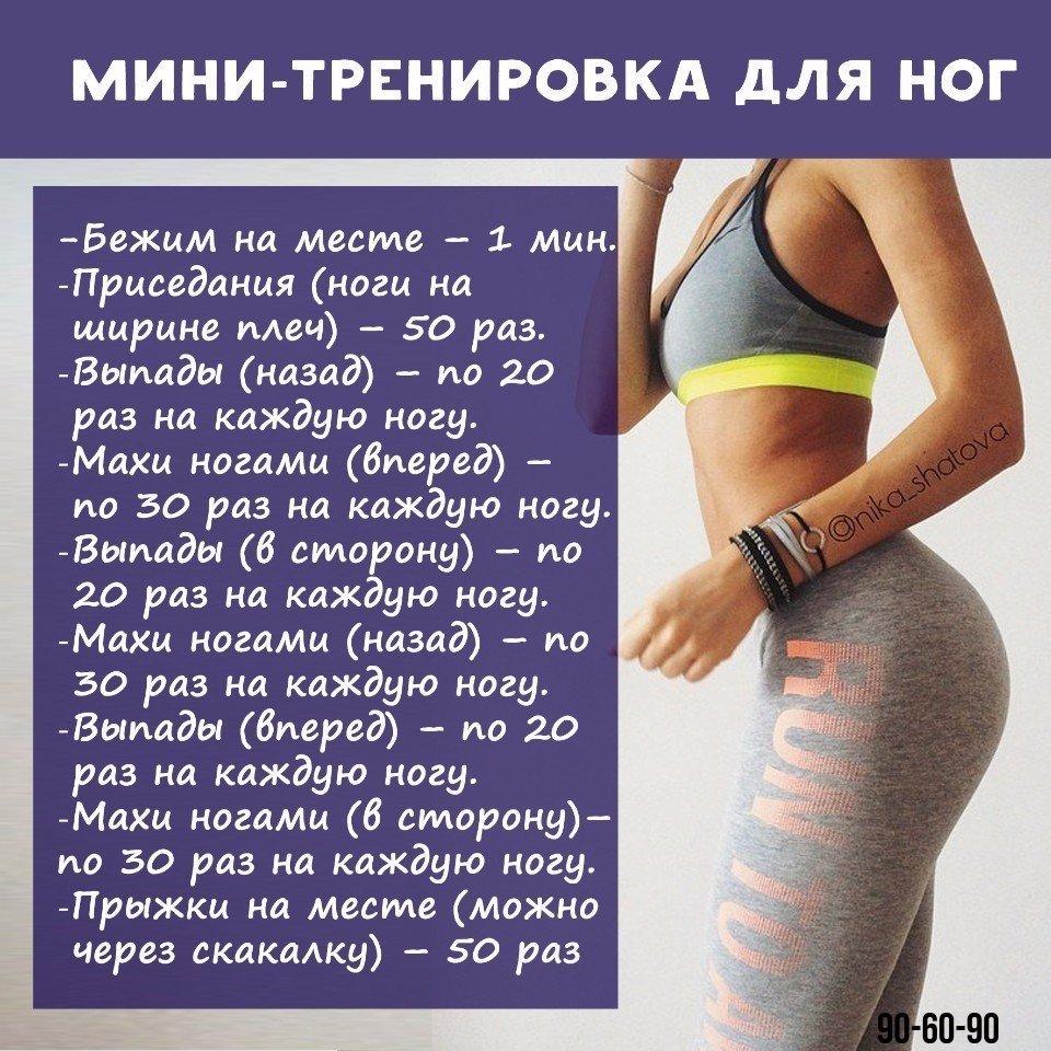 Интенсивное Похудение Ляшек. Как быстро похудеть в ляшках и сохранить результат надолго?