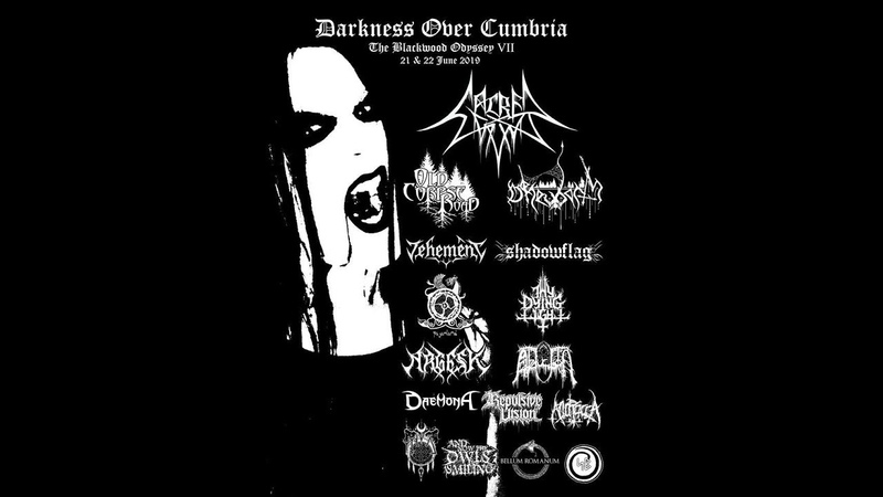 Argesk - Darkness Over Cumbria 2019(UK)Melodic Black Metal