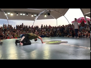 ALKOLIL (OBC CREW) VS BUMBLEBEE (OUTSTANDING) |1/4| EXTREME CRIMEA BREAKING CUP