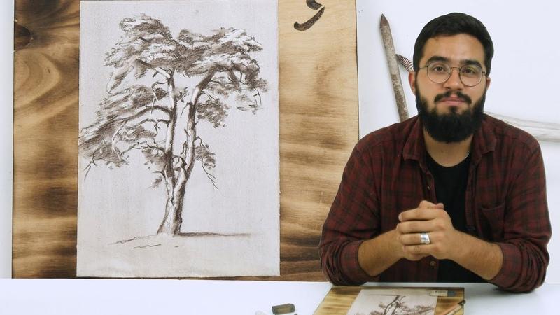 Экспресс урок по графике Дерево