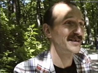 Пётр Мамонов   Интервью Джоанны Стингрей, Ленинград, лето 1987