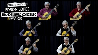 Bach - Brandenburg Concerto No. 5 in D major BWV 1050 Allegro by Edson Lopes   Siccas Media (2021)