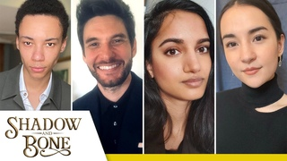 """The """"Shadow And Bone"""" Cast Tries To Survive A Journey Through The Shadow Fold"""