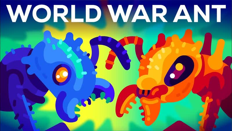 The World War of the Ants – The Army Ant | Kurzgesagt – In a Nutshell | RusEng sub.