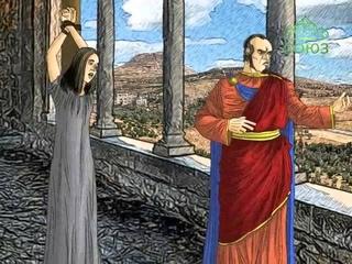 Мульткалендарь на 28 июля. День памяти мучеников Кирика и Иулитты (ок. 305)