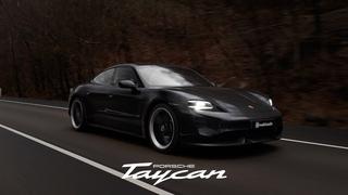 Porsche TAYCAN Turbo S за ! ПУШКА или ИГРУШКА?
