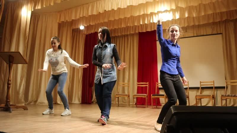 Командир шоу Танец вожатых смотреть онлайн без регистрации