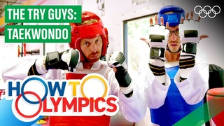 How Not To Kick Someone In The Head ft. The Try Guys