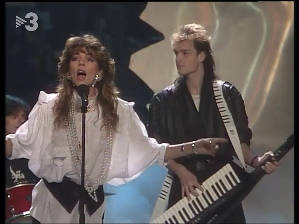 Sandra Maria Magdalena Àngel Casas Show 03 12 1985