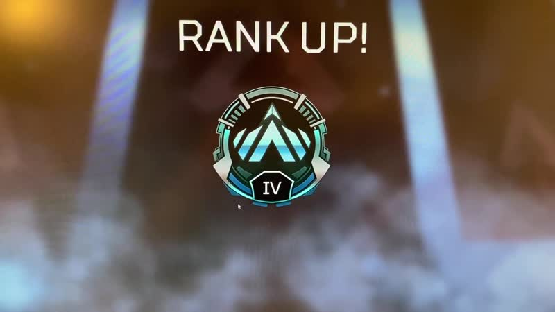 Started playing Apex last week and I know its not much, but super proud to have made it to Plat!